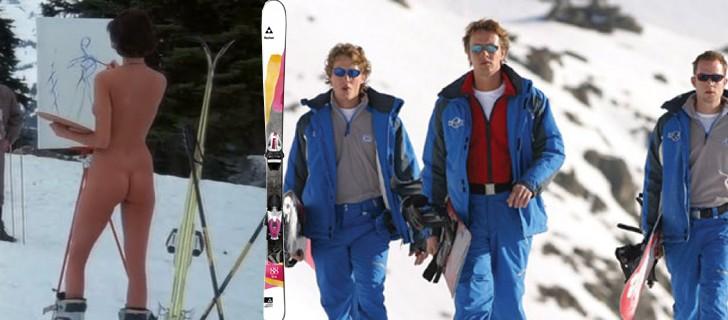 Фильмы про лыжников и сноубордистов