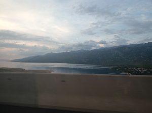 Залив, море? Хорватия...