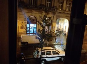 Хостел над рестораном, Будапешт