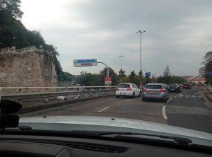 Покидаем Будапешт
