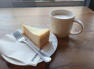 завтрак в Старбаксе
