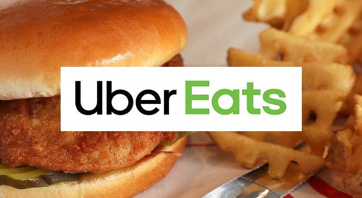 UberEats Burger Time